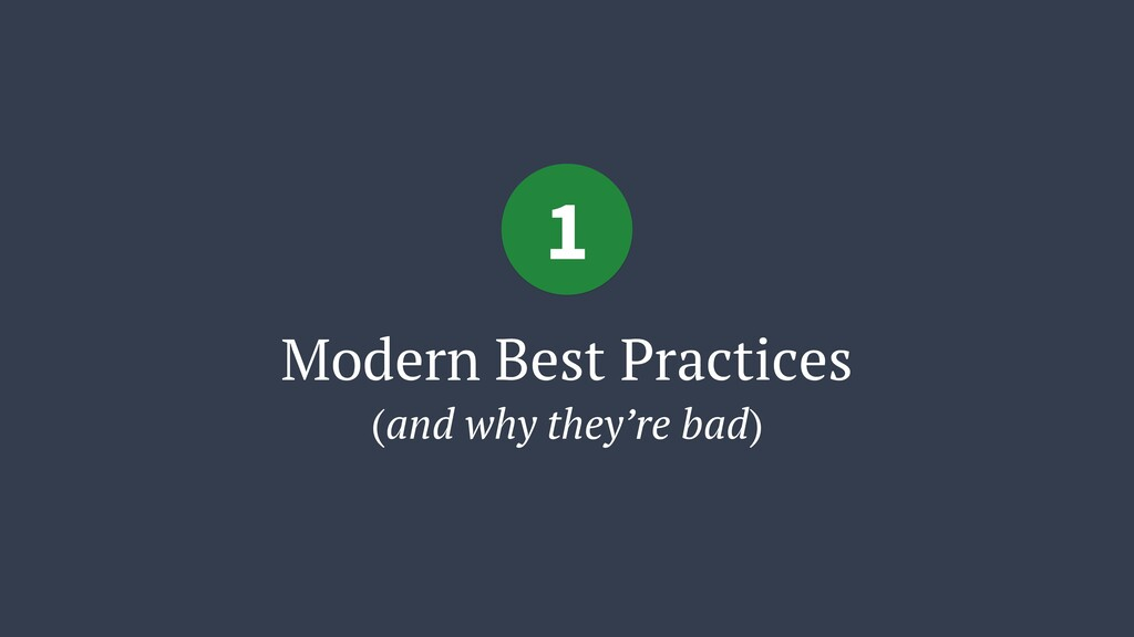 Is there a conference for web developers that s...