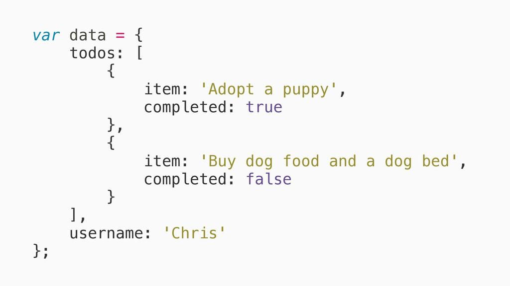 Modern Best Practice JavaScript Frameworks