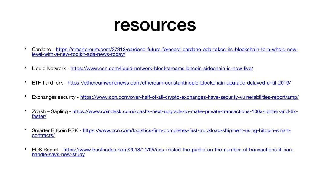 resources • Cardano - https://smartereum.com/37...
