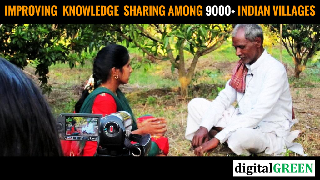 IMPROVING KNOWLEDGE SHARING AMONG 9000+ INDIAN ...