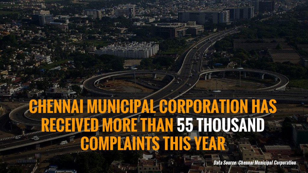 CHENNAI MUNICIPAL CORPORATION HAS RECEIVED MORE...