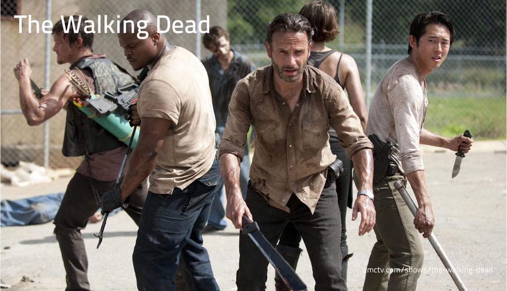 The Walking Dead amctv.com/shows/the-walking-de...