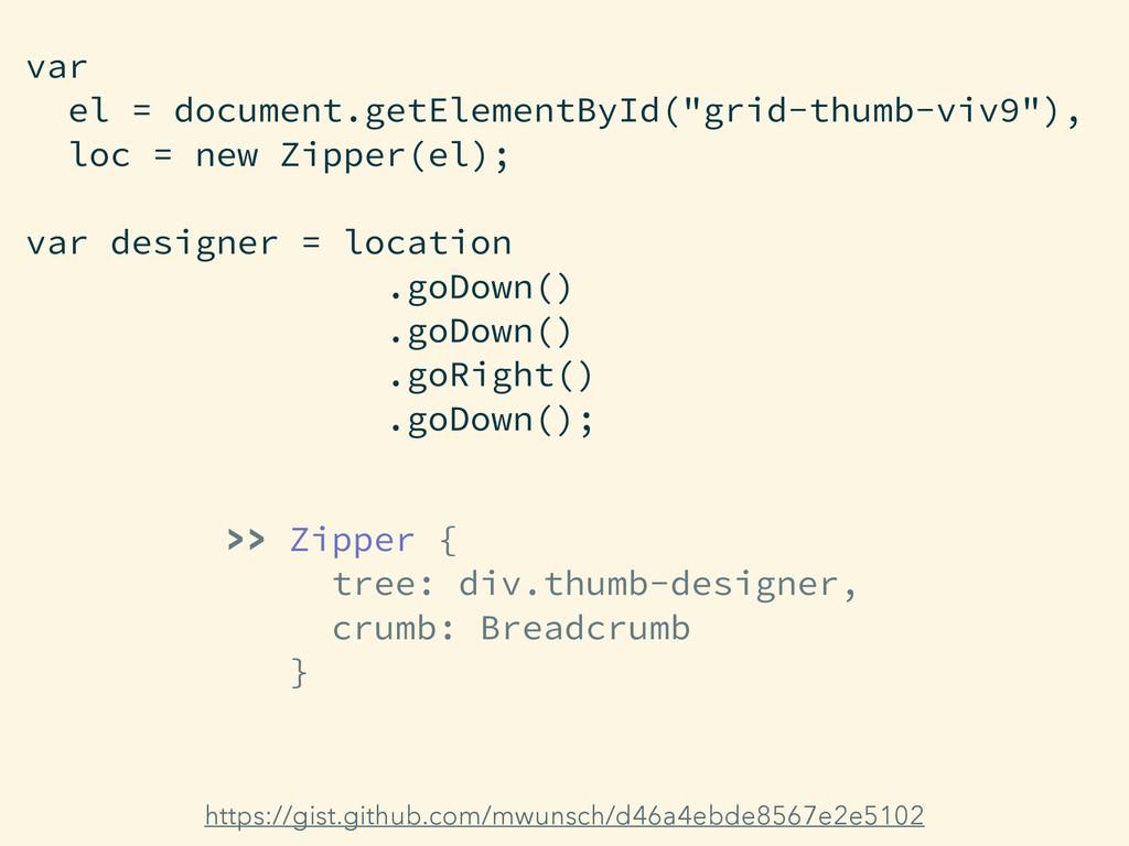 "var el = document.getElementById(""grid-thumb-vi..."