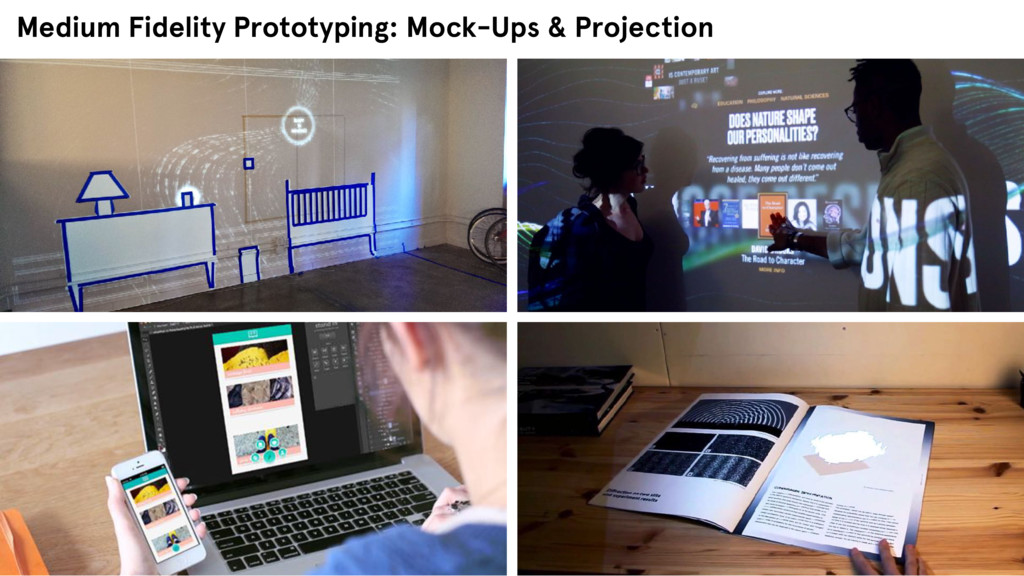 Medium Fidelity Prototyping: Mock-Ups & Project...