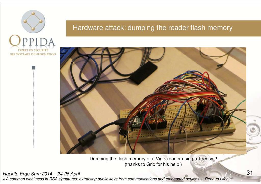 31 Hackito Ergo Sum 2014 – 24-26 April « A comm...