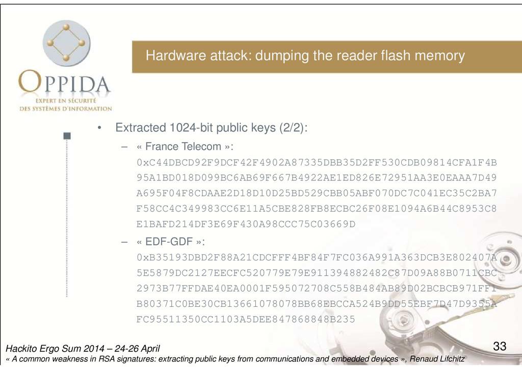 33 Hackito Ergo Sum 2014 – 24-26 April « A comm...