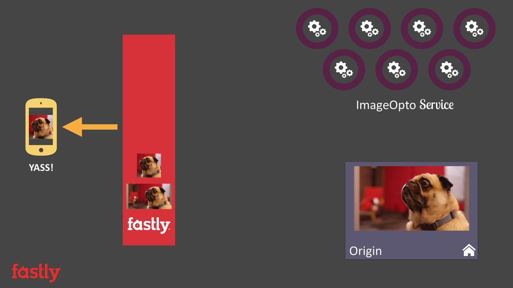 Origin YASS! ImageOpto Service
