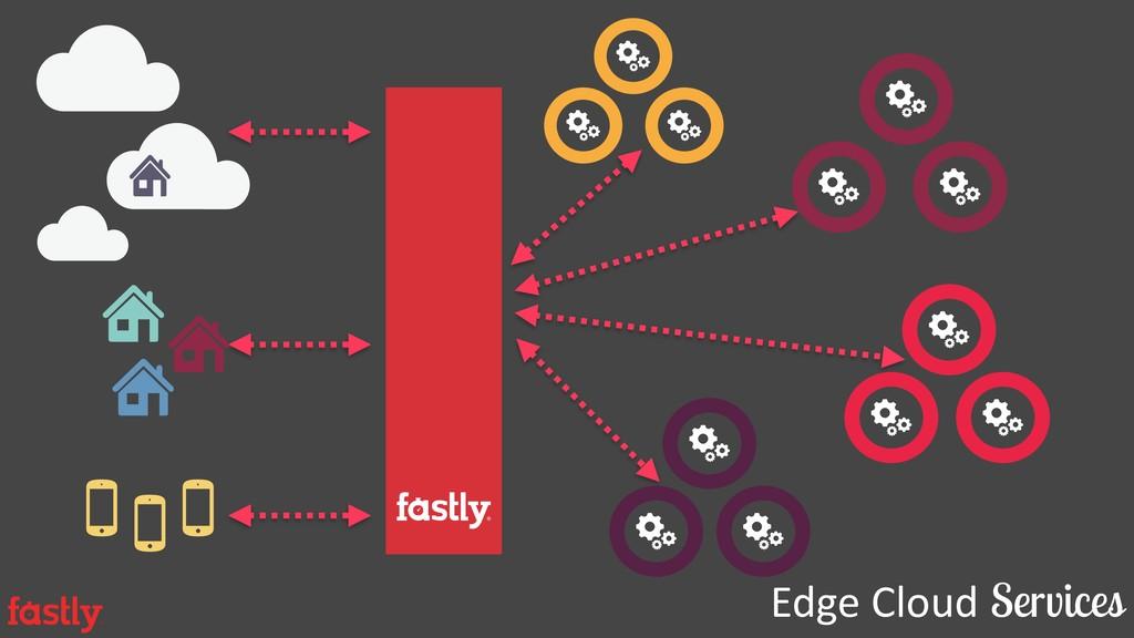 Edge Cloud Services