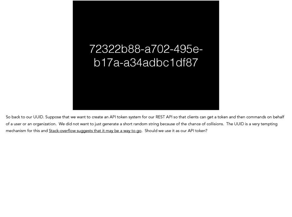 72322b88-a702-495e- b17a-a34adbc1df87 So back t...