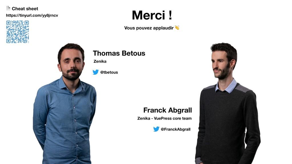 Franck Abgrall Zenika - VuePress core team @Fra...
