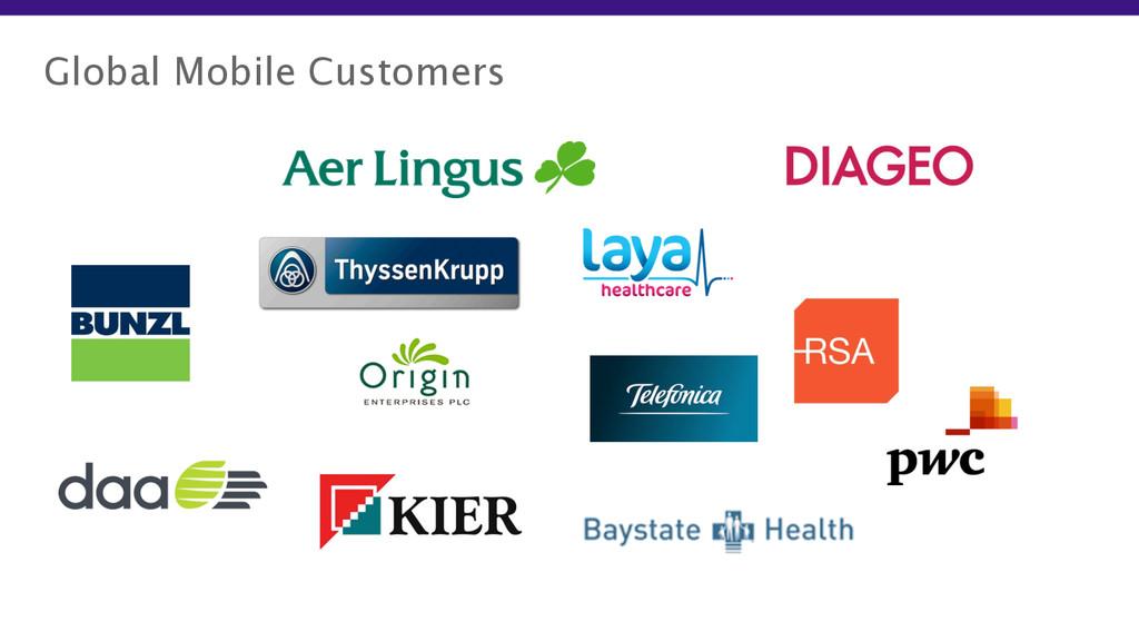 Global Mobile Customers