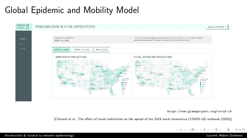 Global Epidemic and Mobility Model https://www....