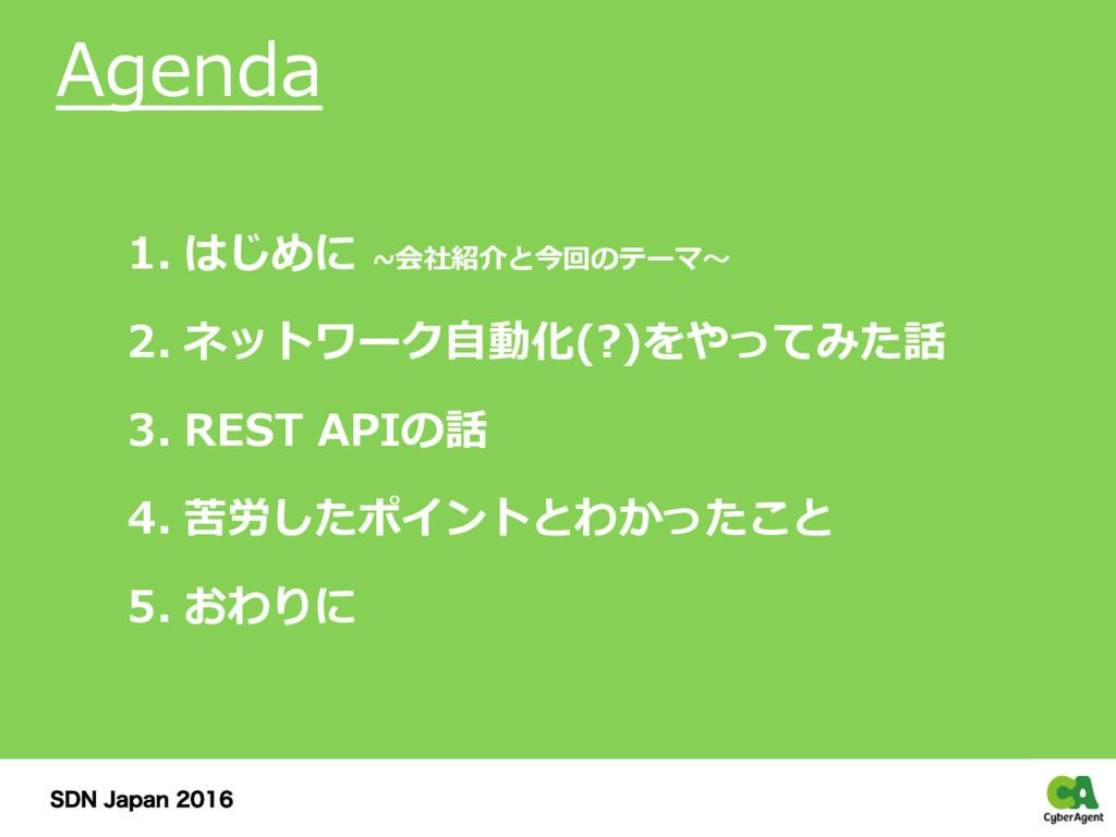 4%/+BQBO 1. はじめに ~∼会社紹介と今回のテーマ〜~ 2. ネ...