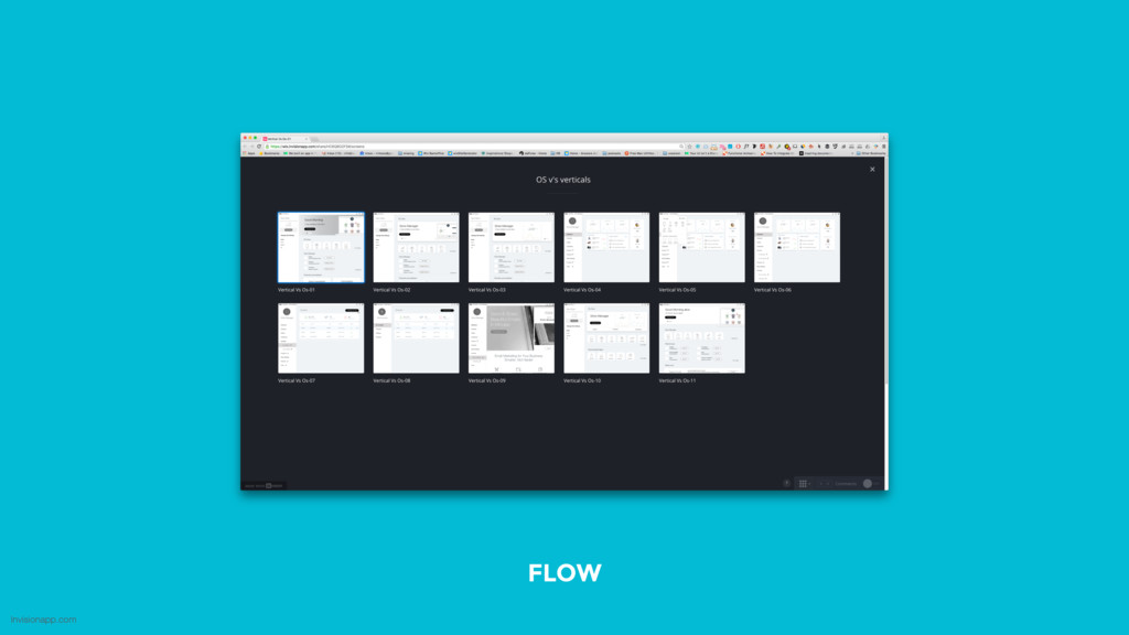 Invisionapp.com FLOW