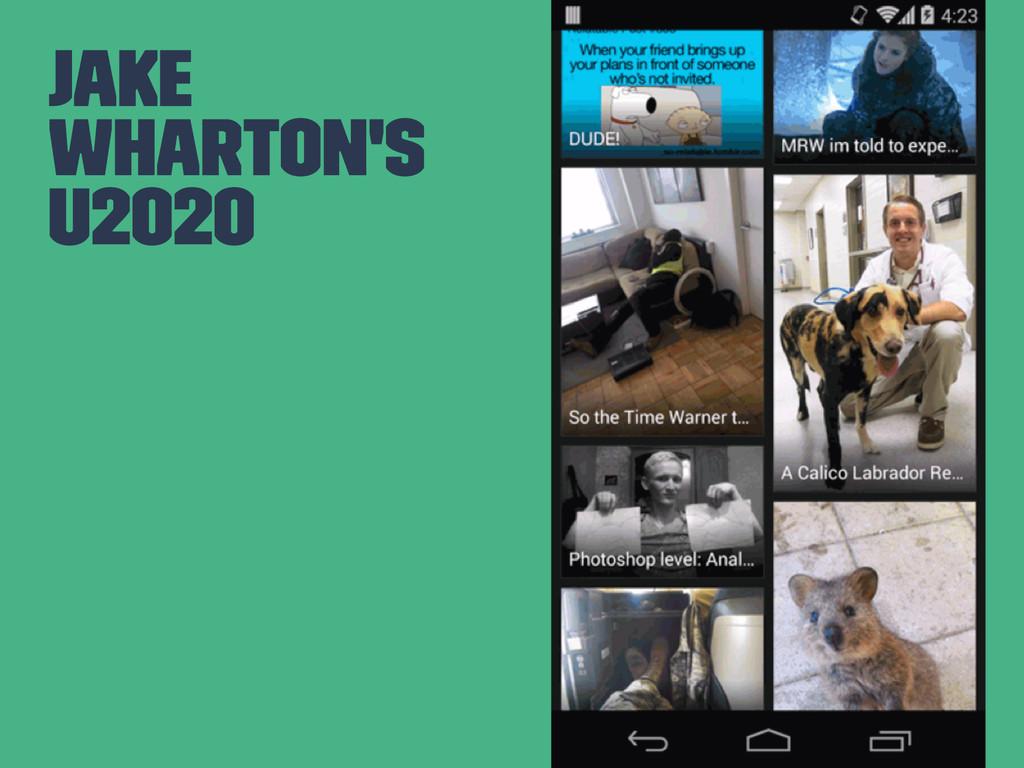 Jake Wharton's u2020