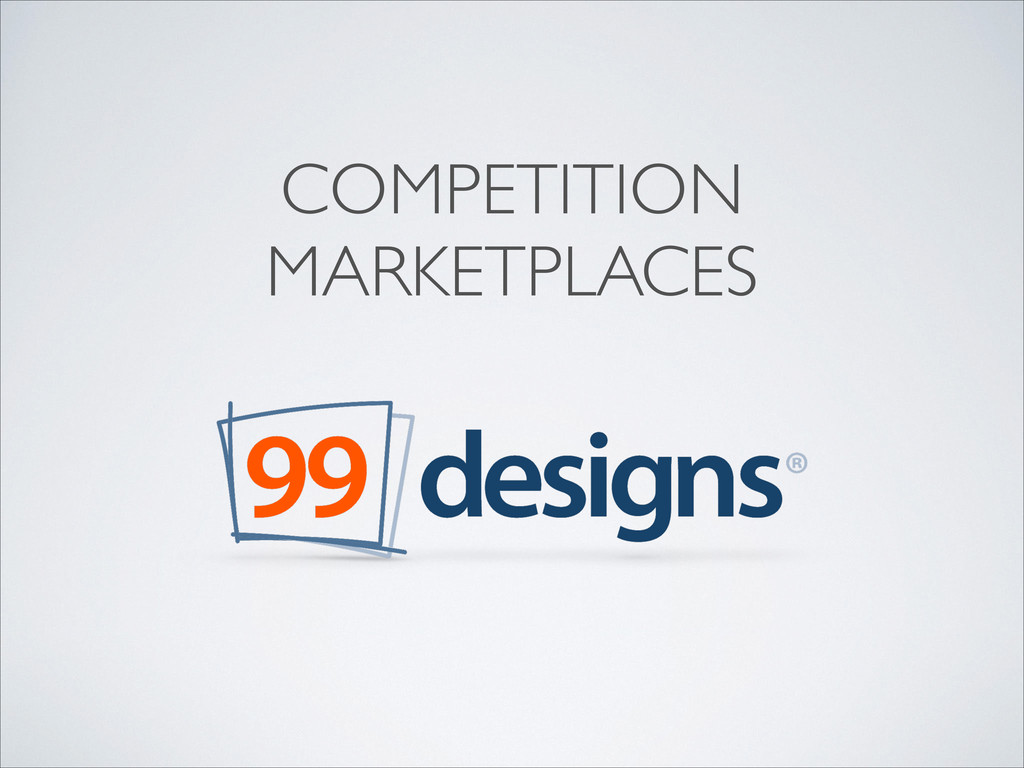 COMPETITION MARKETPLACES