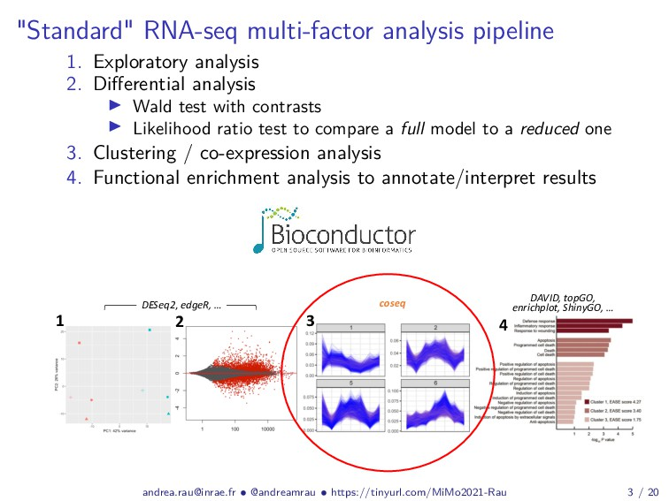 """Standard"" RNA-seq multi-factor analysis pipeli..."