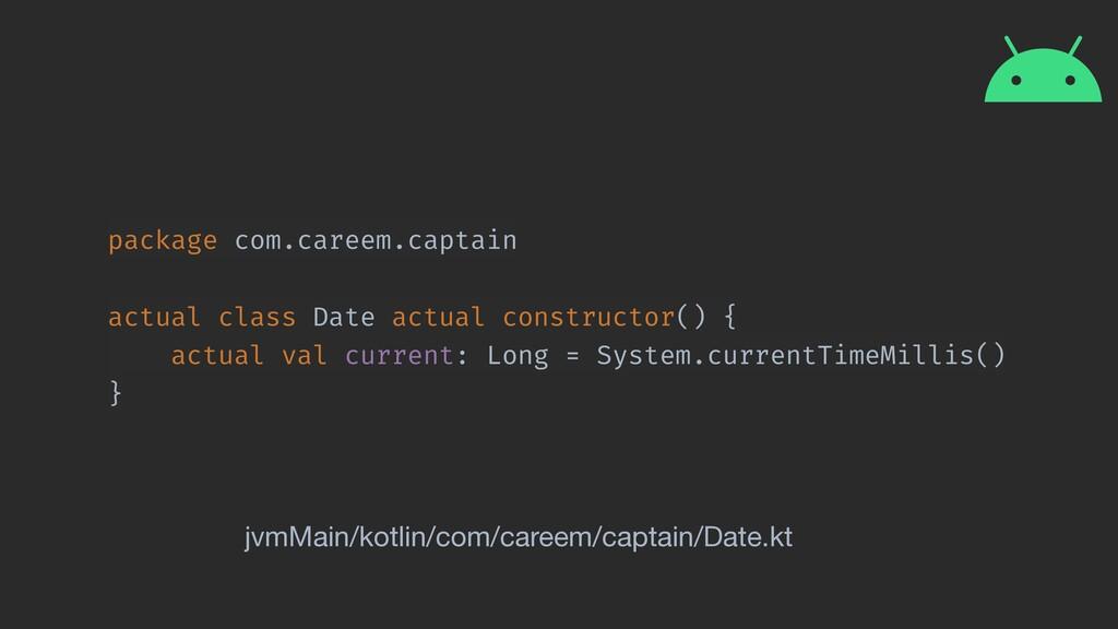 package com.careem.captain actual class Date ac...