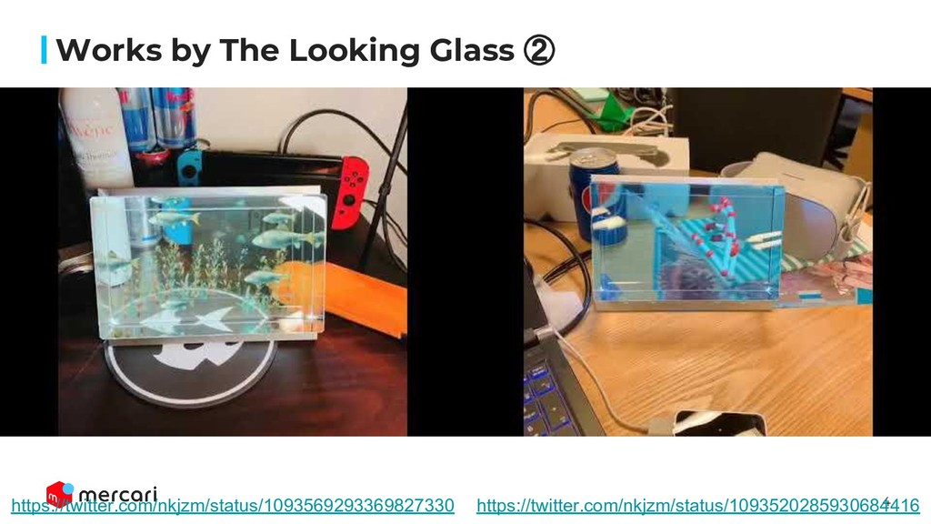 4 Works by The Looking Glass ② https://twitter....