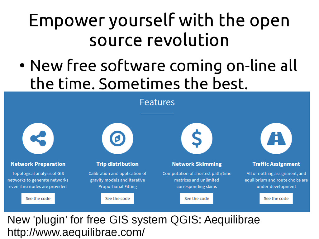 Empower yourself with the open source revolutio...