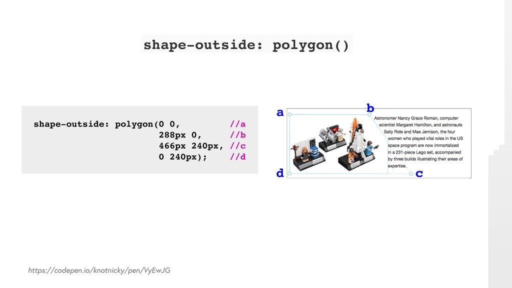 https://codepen.io/knotnicky/pen/VyEwJG shape-o...