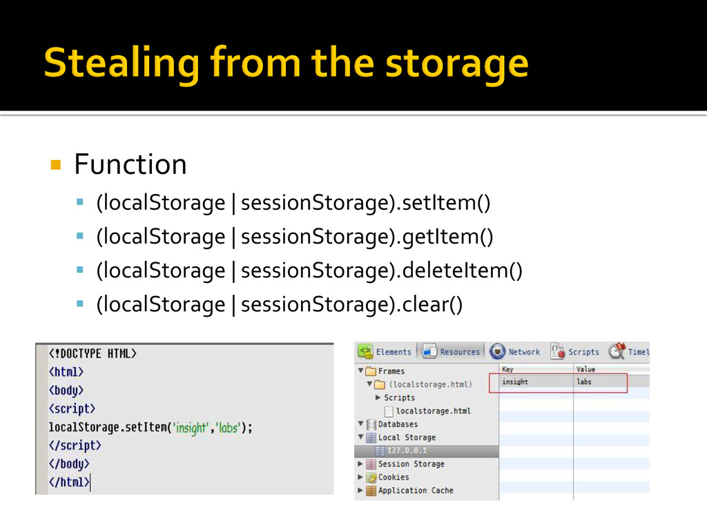  Function  (localStorage | sessionStorage).se...