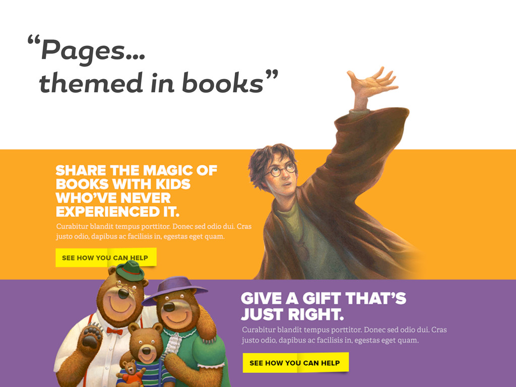 """""""P es… themed in books"""""""