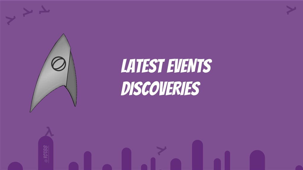 @yot88 LATEST EVENTS DISCOVERIES