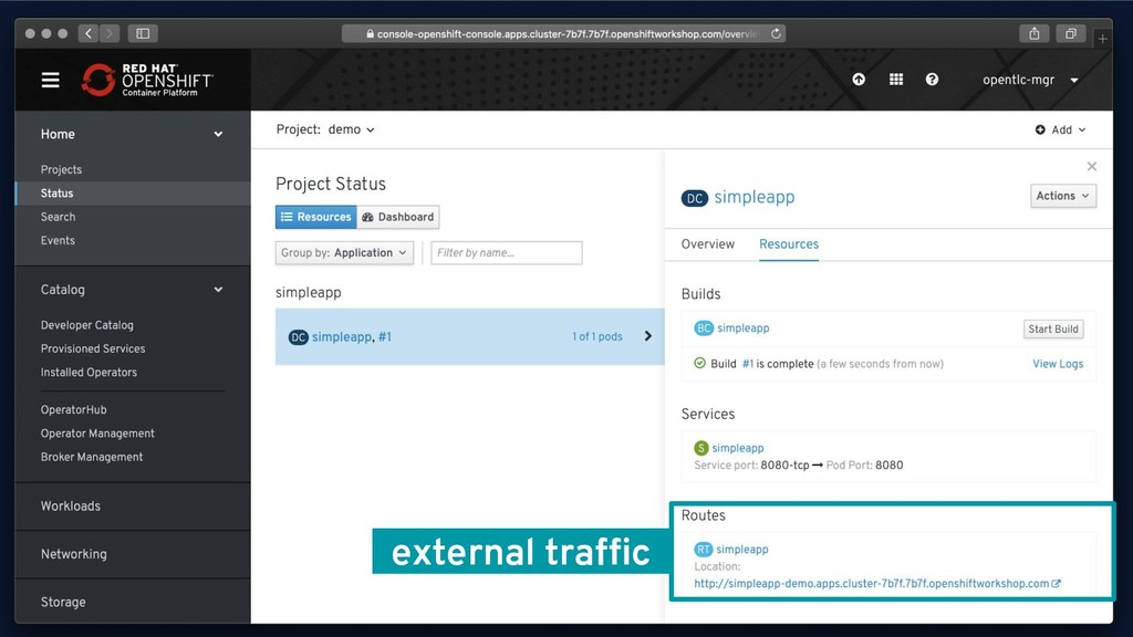 @KeithResar _external traffic_