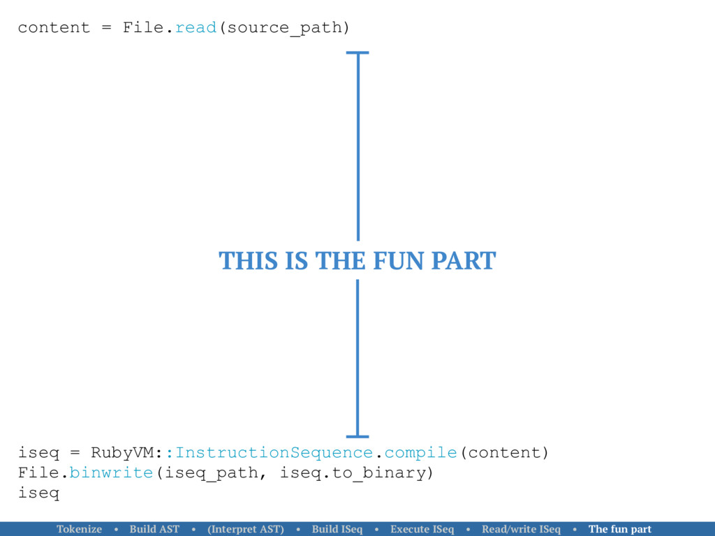 content = File.read(source_path) iseq = RubyVM:...