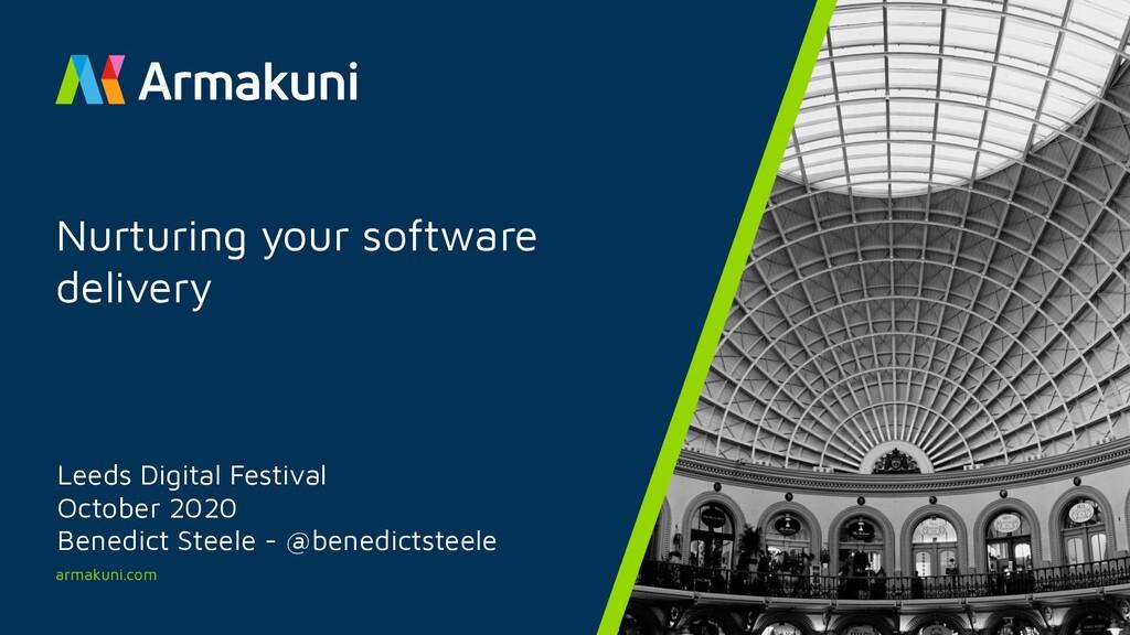 armakuni.com Leeds Digital Festival October 202...