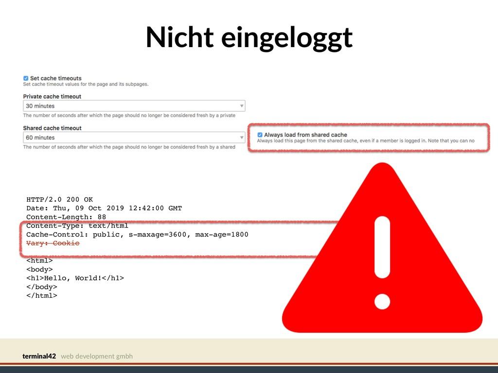 terminal42 web development gmbh HTTP/2.0 200 OK...