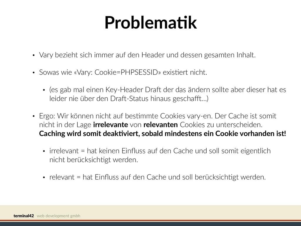 terminal42 web development gmbh ProblemaGk • Va...