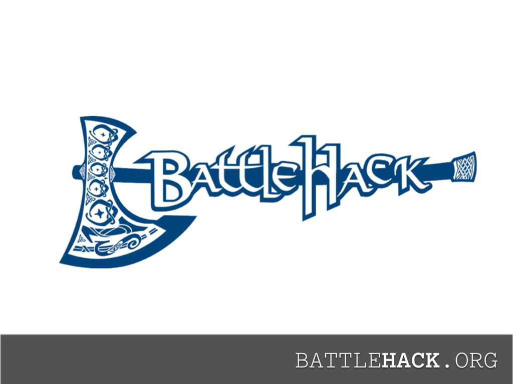 BATTLEHACK.ORG