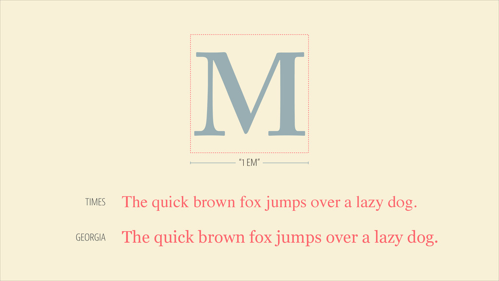The quick brown fox jumps over a lazy dog. The ...