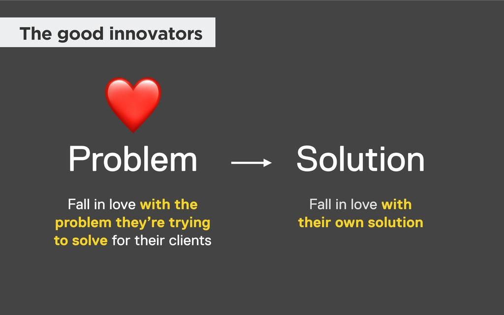 Problem Solution Fall in love with their own s...