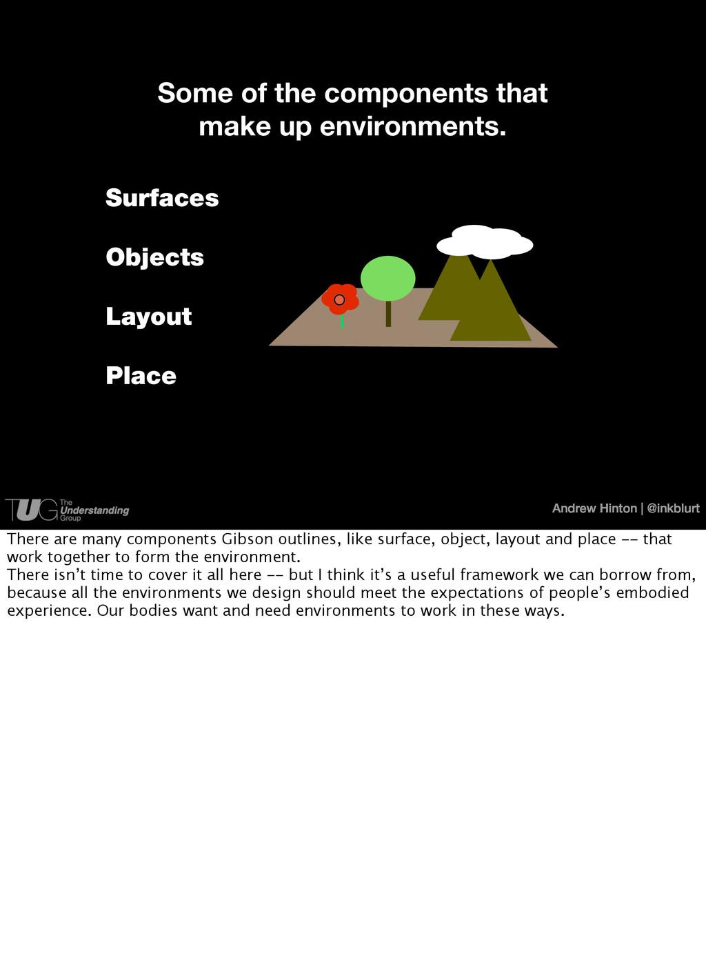 Andrew Hinton   @inkblurt Surfaces Objects Layo...