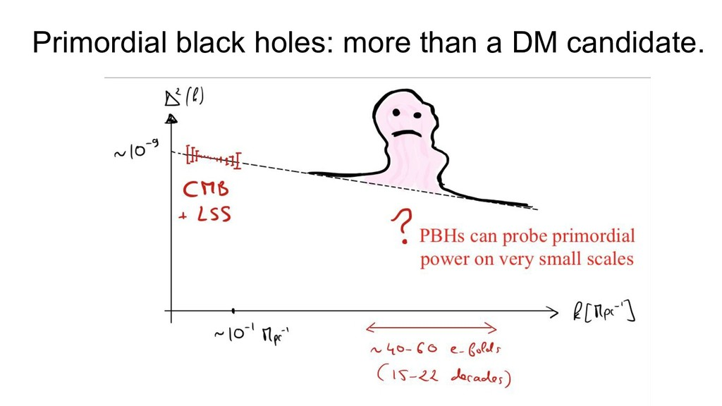 Primordial black holes: more than a DM candidat...
