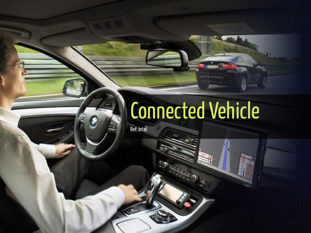 Connected Vehicle Ref: Intel 60 / 71