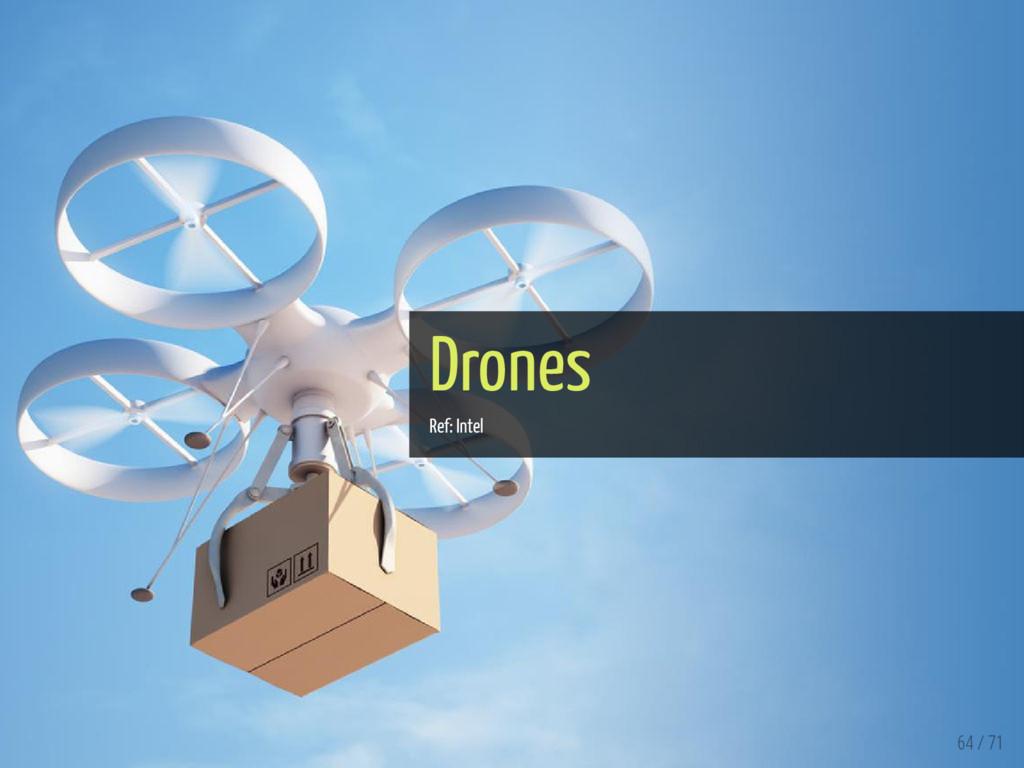 Drones Ref: Intel 64 / 71