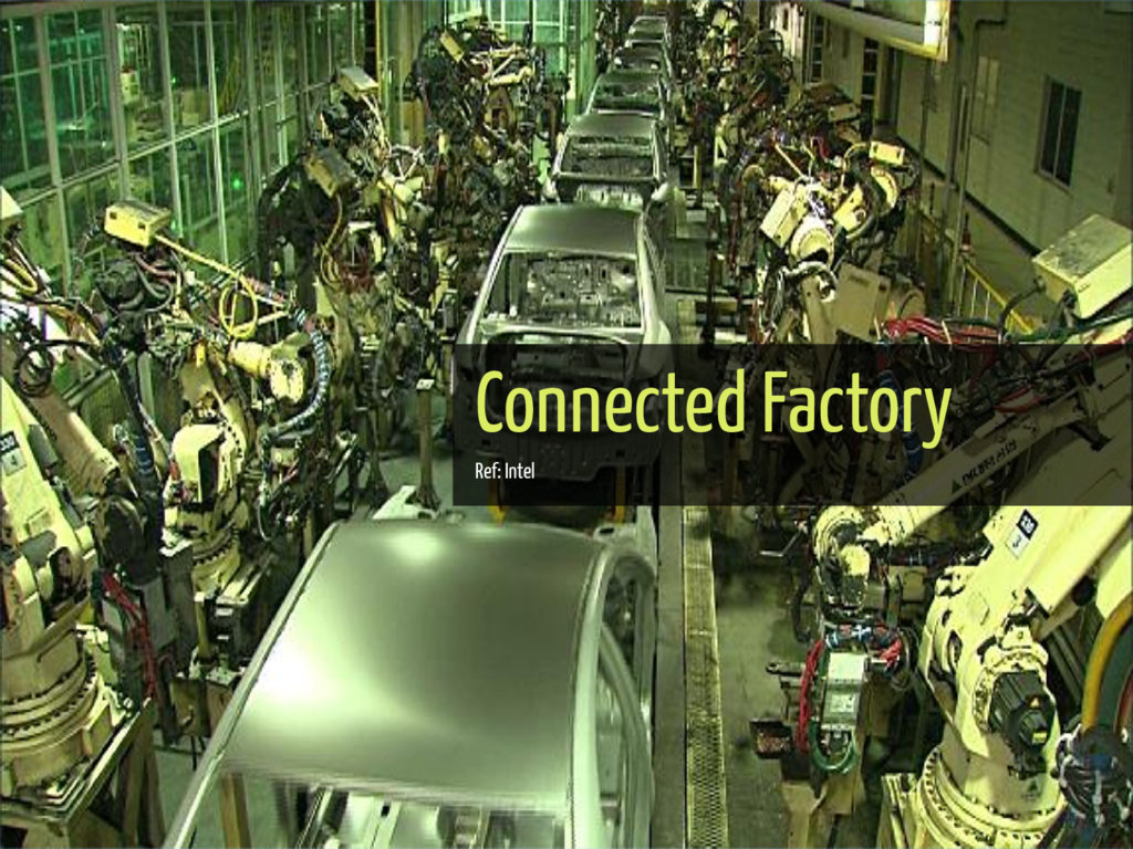 Connected Factory Ref: Intel 65 / 71