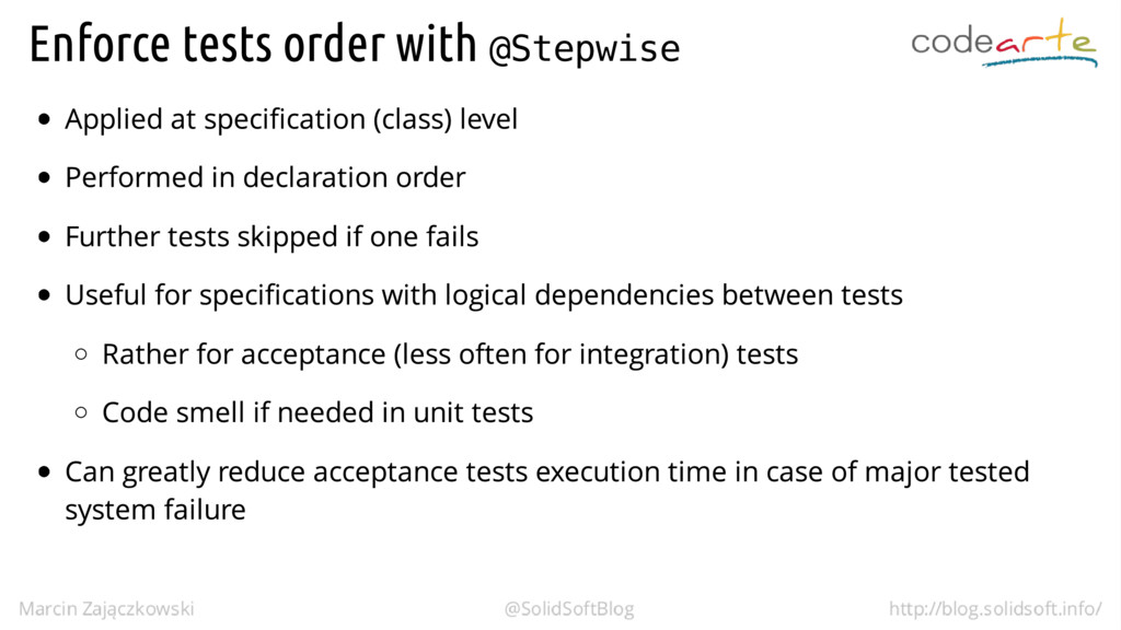 @Stepwise