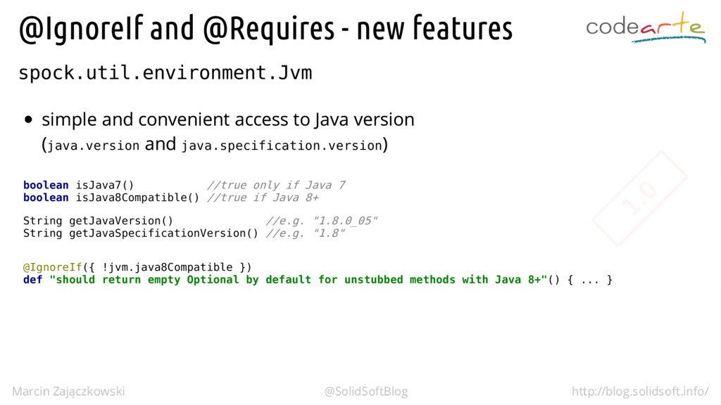 spock.util.environment.Jvm java.version java.sp...