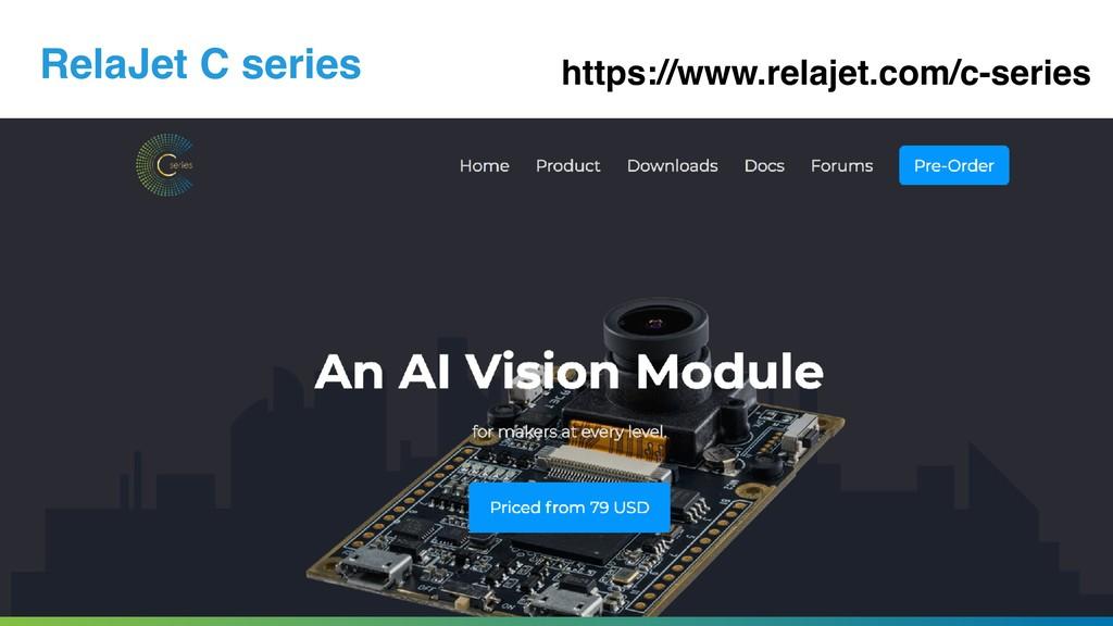 RelaJet C series https://www.relajet.com/c-seri...