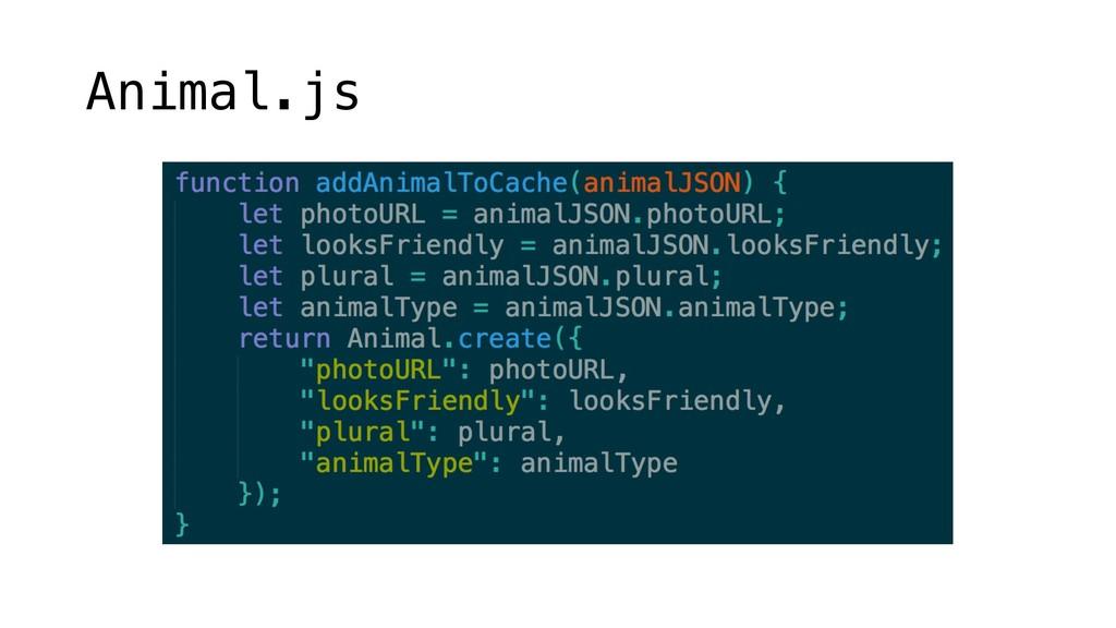 Animal.js