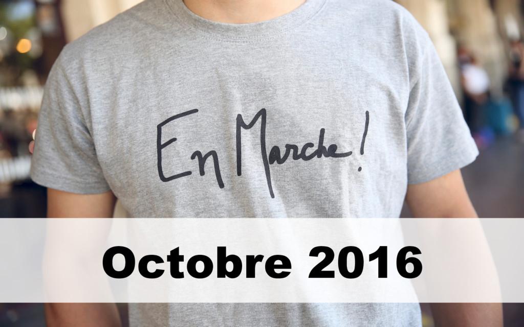 Octobre 2016