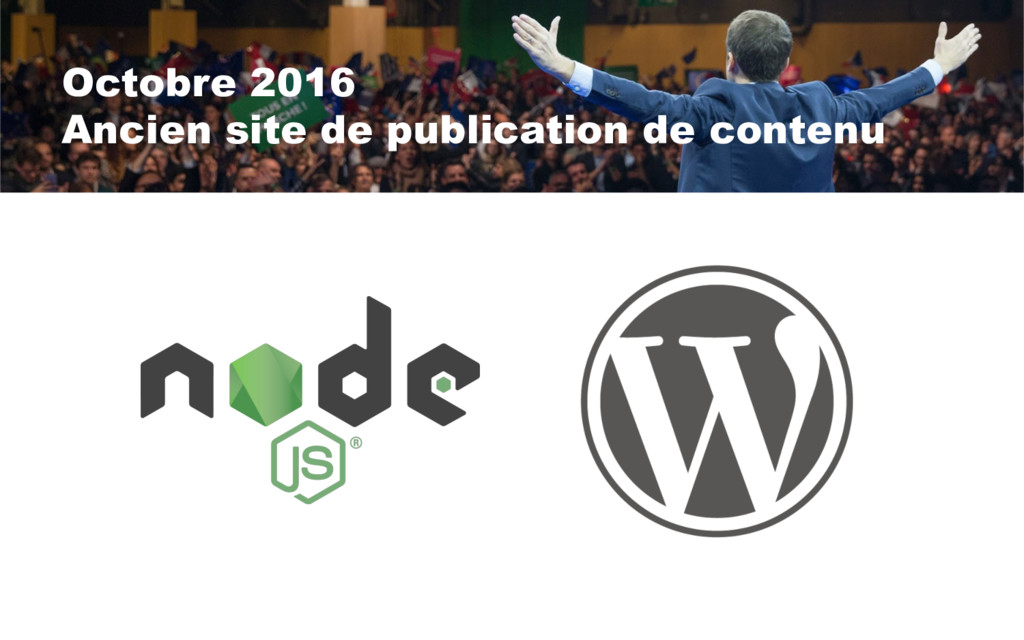 Octobre 2016 Ancien site de publication de cont...