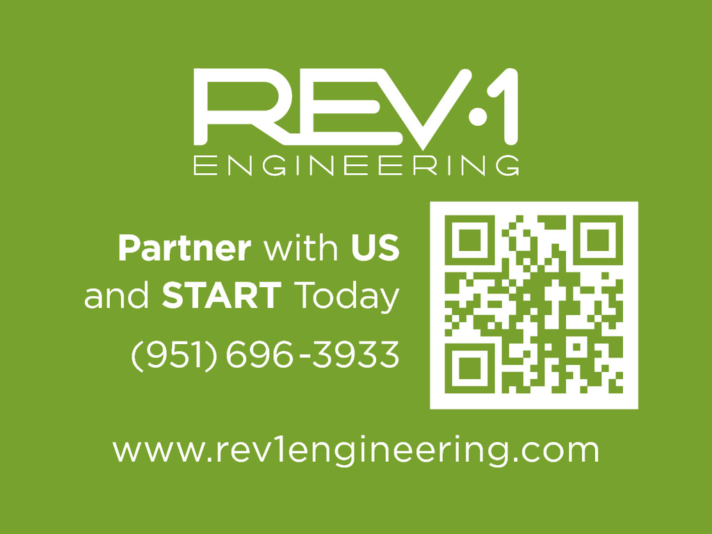 www.rev1engineering.com Partner with US and STA...
