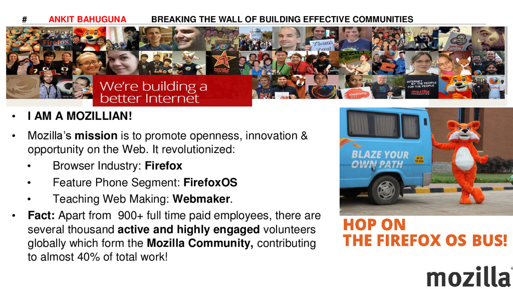 # BREAKING THE WALL OF BUILDING EFFECTIVE COMMU...