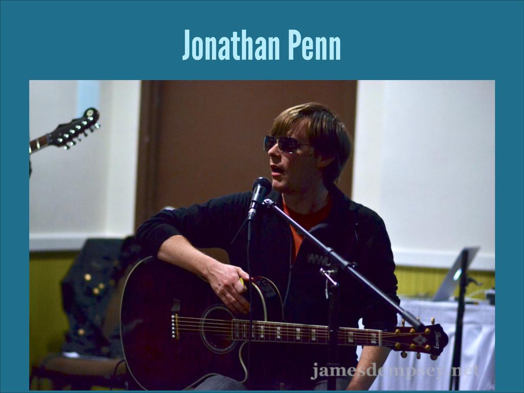 Jonathan Penn